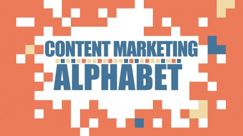 Content Marketing Alphabet – 2017 Edition [INFOGRAPHIC]